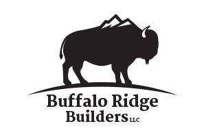 buffalo ridge builders logo, mclean bookkeeping client