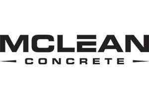 mclean concrete logo