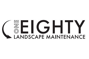 one eighty landscape logo, mclean bookkeeping client