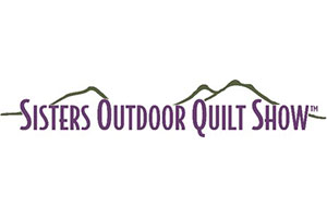 sisters outdoor quilt show logo